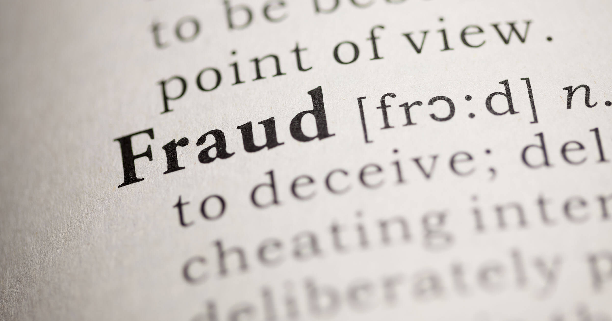 How to Protect Your Small Business Against Fraud