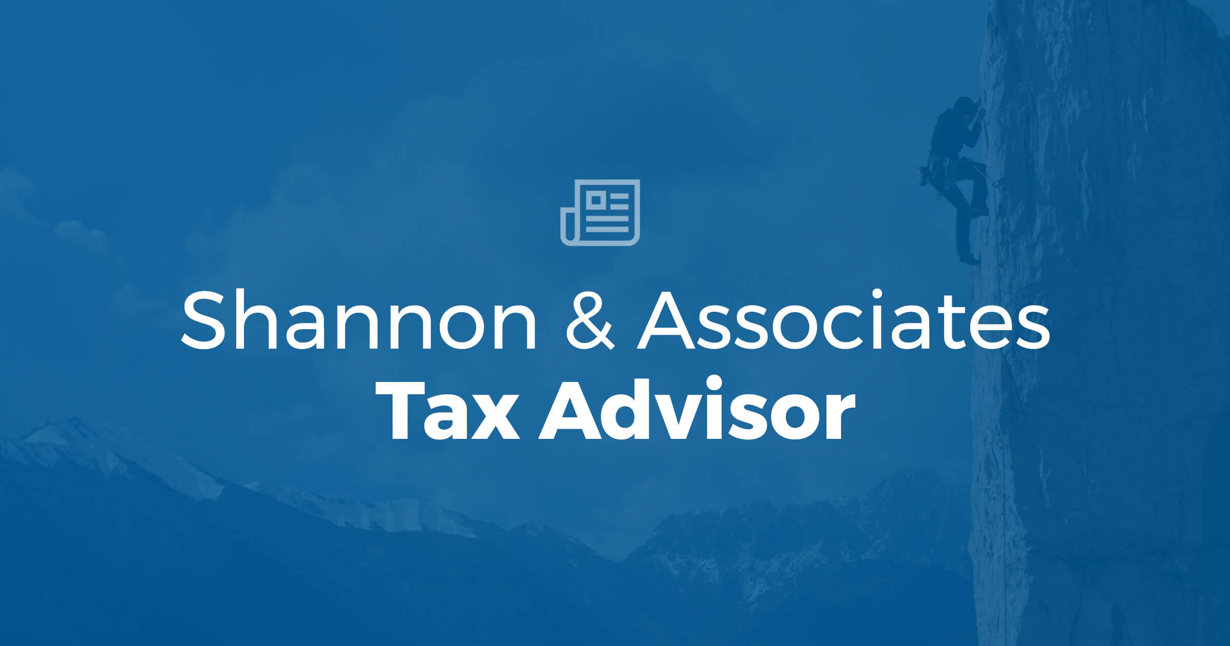 Tax Advisor –Winter 2019