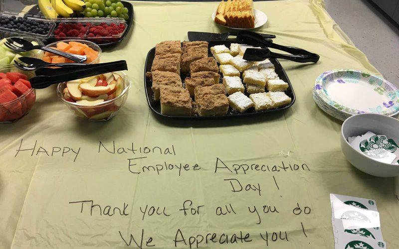 Employee Appreciation Day – Shannon & Associates CPAs Kent, WA