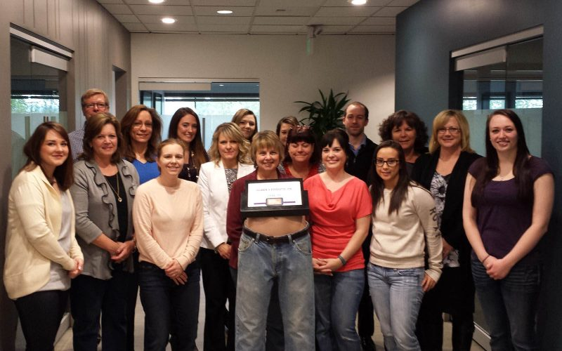 Jeans for a Cause Winner – Employees at Shannon & Associates CPAs Kent, WA