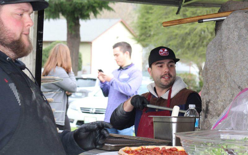 Wood Fire Pizza Break – Shannon & Associates CPAs Kent, WA